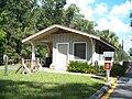 Manatee Springs State Park Florida ranger station.jpg