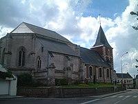 Manneville la Goupil - l'eglise Notre Dame de l'Assomption.JPG