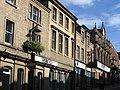 Mansfield - north side of Leeming Street - geograph.org.uk - 1412057.jpg