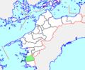 Map.Tsushima-Town.Ehime.PNG