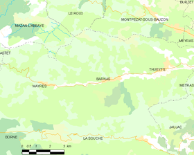 Map commune FR insee code 07025.png