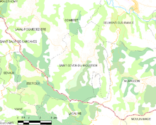 Map commune FR insee code 12249.png