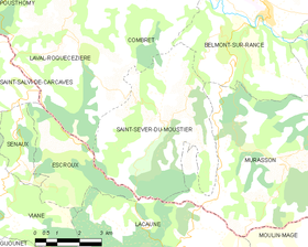 Image illustrative de l'article Saint-Sever-du-Moustier