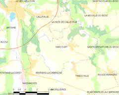 Map commune FR insee code 27311.png