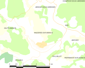 Map commune FR insee code 52303.png