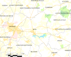 Map commune FR insee code 53008.png