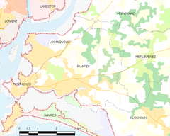 Map commune FR insee code 56193.png