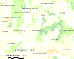 Map commune FR insee code 61050.png