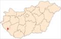 Map of Nagykanizsa.png