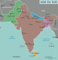 Map of South Asia(fr).png