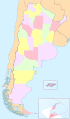 Map of the Provinces of Argentina.svg