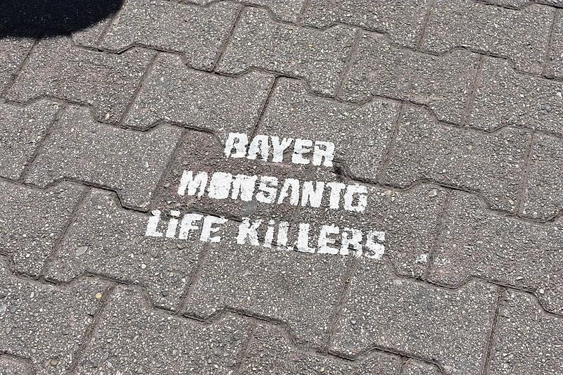 File:Marche contre Monsanto – Lyon 2018 – Marque au sol place Carnot.JPG