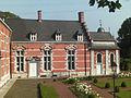 Marchienne-au-Pont - Château Bilquin-de Cartier - 03 - aile nord.jpg