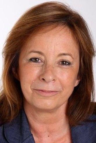 2011 Valencian regional election - Image: Marga Sanz (Recortada)