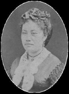 Maria Beckley Kahea Hawaiian chiefess