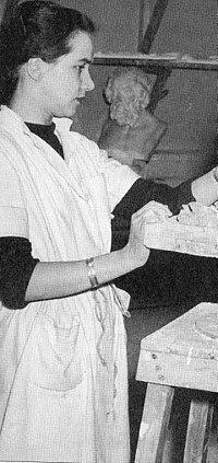 Marjatta Weckström vuonna 1955.jpg