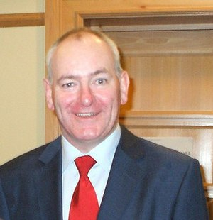 First Minister and deputy First Minister - Image: Mark Durkan