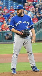 Mark Buehrle American baseball player