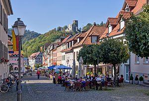 Waldkirch reisef hrer auf wikivoyage for Designhotel waldkirch