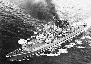 Soviet cruiser <i>Marshal Timoshenko</i>