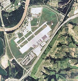 Marshall Army Airfield