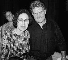 Martin Sheen con interesante, Esposa Janet Sheen