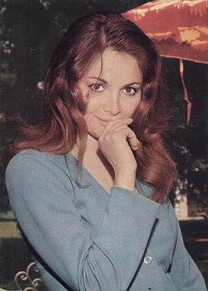 Martine Brochard - Martine Brochard in Radiocorriere magazine, 1970