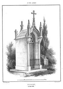 Marty - Les principaux monuments funéraires - Poisson.jpg
