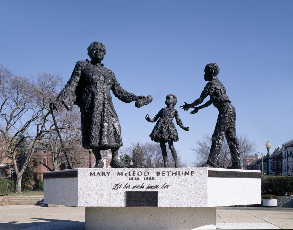 Mary McLeod Bethune Memorial