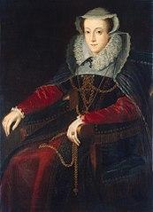 Portrait of Mary Stuart, Queen of Scots