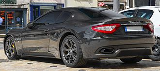 Maserati GranTurismo - GranTurismo MC Sport Line (France)