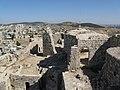 Masyaf citadel panorama - panoramio.jpg