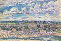 Maurice Prendergast (1858-1924) - St. Malo (Unknown).JPG