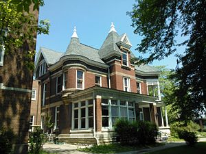 Max Petersen House - Image: Max Peterson House