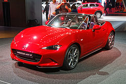 Mazda MX-5 - Mondial de l'Automobile de Paris 2014 - 003.jpg