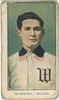McGeehan, Wilson Team, baseball card portrait LCCN2007683810.tif