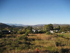 McGregor, Western Cape - McGregor