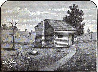 History of Washington & Jefferson College - McMillan's log college in Chartiers