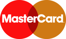 First MasterCard logo, used from 1979 to 1990