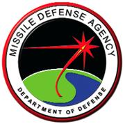 Missile Defense Agency logo.