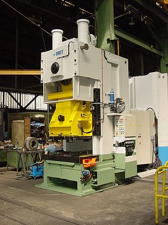 Stamping press - Mechanical press
