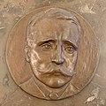 Medalion na tablicy pamiątkowej poświęconej Maciejowi Szukiewiczowi, Dom Jana Matejki MNK.jpg