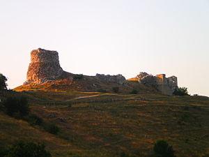 Glamoč - Image: Medieval fortress Glamoč
