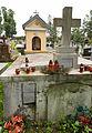 Medyka, cmentarz grób Paklikowscy 02.jpg