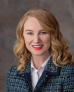 Megan Hunt (politician) American politician from Nebraska