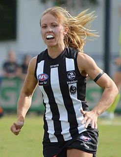 Melissa Kuys Australian rules footballer (born 1987)
