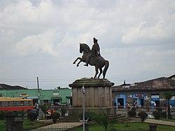 Menelik II statue 5.JPG