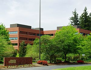 Silicon Forest - Mentor Graphics headquarters in Wilsonville