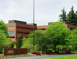 Wilsonville, Oregon - Mentor Graphics headquarters