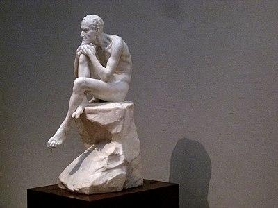 Mephisto by Mark Antokolski, marble (GTG, after 1883) by shakko 09